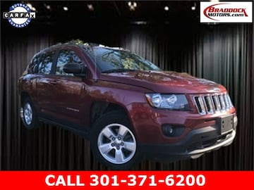 2015 Jeep Compass SUV