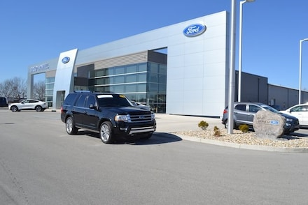 2015 Ford Expedition Platinum SUV