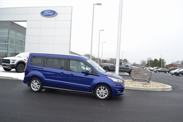 2015 Ford Transit Connect Titanium Wagon