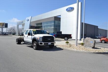 2016 Ford F-550SD XL Truck