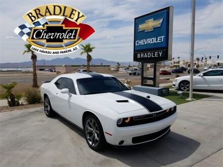 2016 Dodge Challenger SXT Coupe