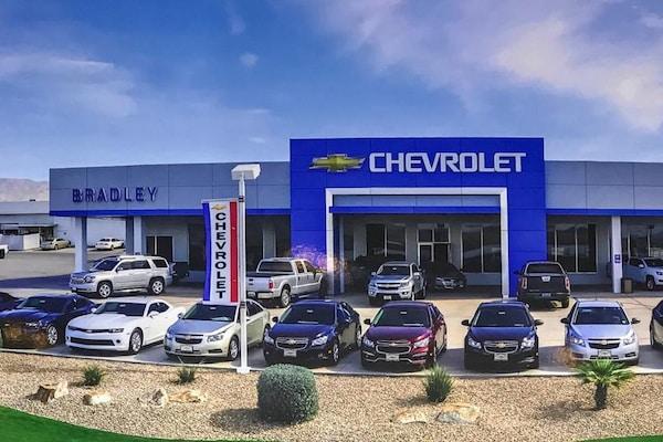 Bradley Chevrolet New Chevrolet Dealership In Lake Havasu City Az
