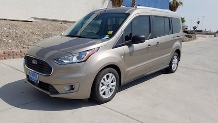 2019 Ford Transit Connect XLT w/Rear Liftgate Wagon Passenger Wagon LWB