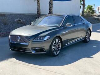 2019 Lincoln Continental Reserve All-wheel Drive Sedan