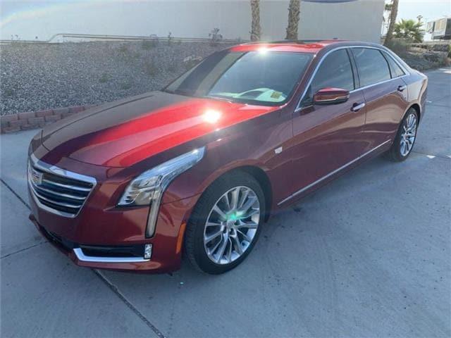 2017 Cadillac CT6 3.6L Premium Luxury Sedan