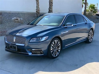 2019 Lincoln Continental Select Front-wheel Drive Sedan