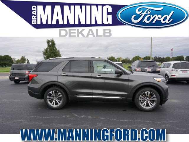 New 2020 Ford Explorer For Sale Lease Dekalb Il Brad