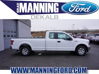 New 2020 Ford F-150 XL Truck SuperCab Styleside For Sale DeKalb IL
