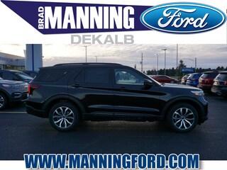 New 2020 Ford Explorer ST SUV For Sale DeKalb IL