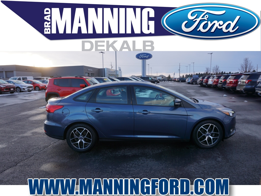 Used Ford Focus De Kalb Il