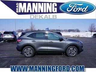 New 2021 Ford Escape SEL SUV For Sale/Lease DeKalb IL