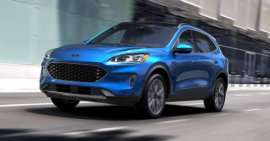 2021 Ford Escape in DeKalb, IL