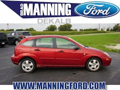 2004 Ford Focus ZX5 Zetec Hatchback