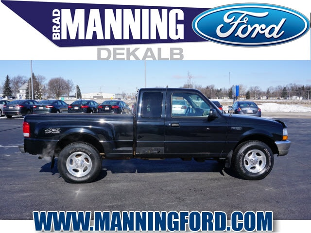 Used 2000 Ford Ranger For Sale | DeKalb IL | Stock# TB26037