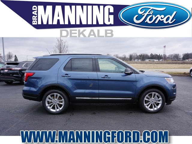 2019 Ford Explorer SUV