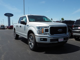 New 2019 Ford F-150 STX Truck SuperCrew Cab For Sale DeKalb IL