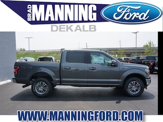 New 2019 Ford F-150 Lariat Truck SuperCrew Cab For Sale DeKalb IL