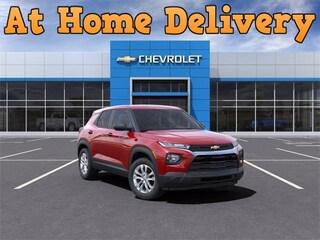 2021 Chevrolet Trailblazer LS SUV