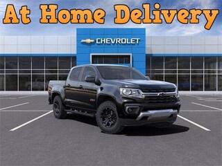 2021 Chevrolet Colorado Z71 Truck