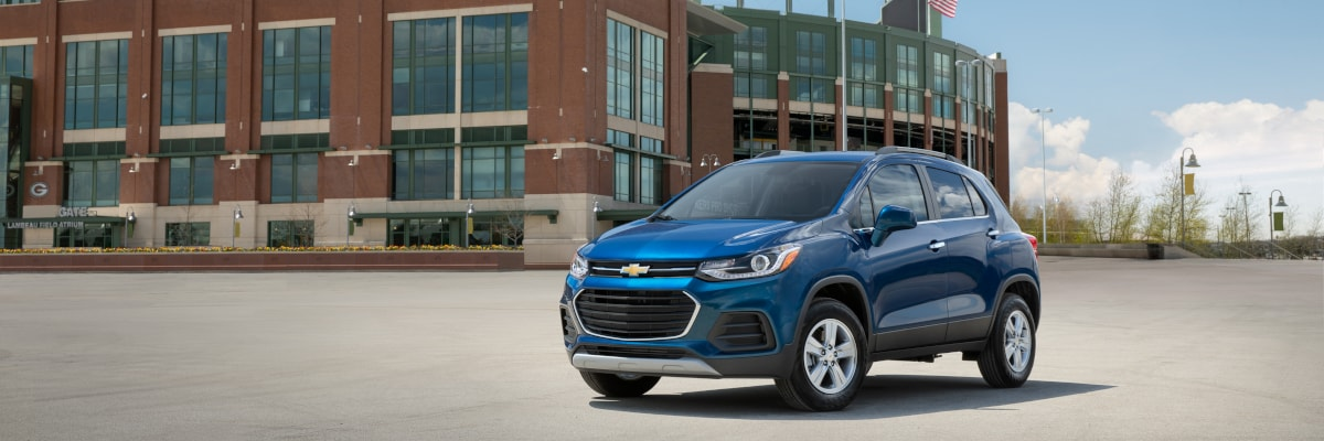 New 2021 Chevy Trax