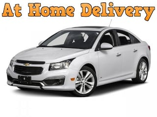2015 Chevrolet Cruze LT Car