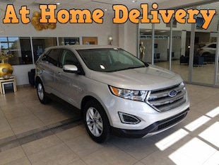 2018 Ford Edge SEL AWD SUV