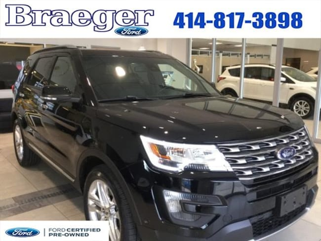 2016 Ford Explorer 4WD 4dr Limited SUV