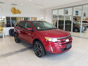 2013 Ford Edge 4dr SEL FWD SUV
