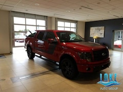 2014 Ford F-150 4WD Supercrew 145 FX4 Truck SuperCrew Cab