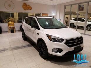 2017 Ford Escape Titanium FWD SUV