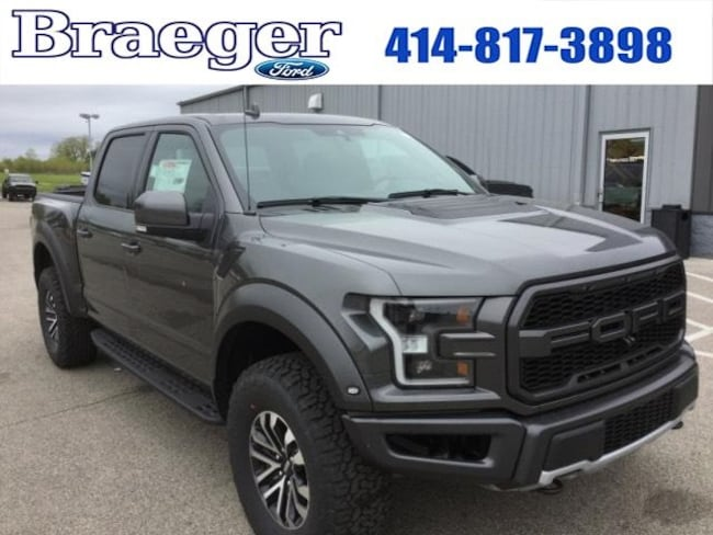 New 2019 Ford F-150 For Sale at Braeger Ford | VIN: 1FTFW1RG9KFB78200