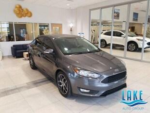 2017 Ford Focus SEL Sedan Sedan
