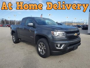 2016 Chevrolet Colorado 4WD Ext Cab 128.3 Z71 Truck Extended Cab