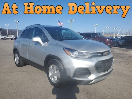 2017 Chevrolet Trax FWD 4dr LT SUV