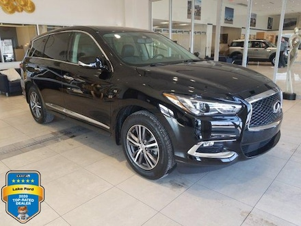 2018 INFINITI QX60 AWD SUV