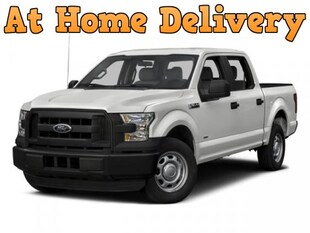 2015 Ford F-150 4WD Supercrew 157 XLT Truck SuperCrew Cab