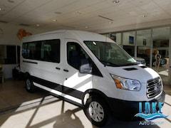 2019 Ford Transit Passenger T-350 148 Med Roof XLT Sliding RH Wagon Medium Roof Passenger Van