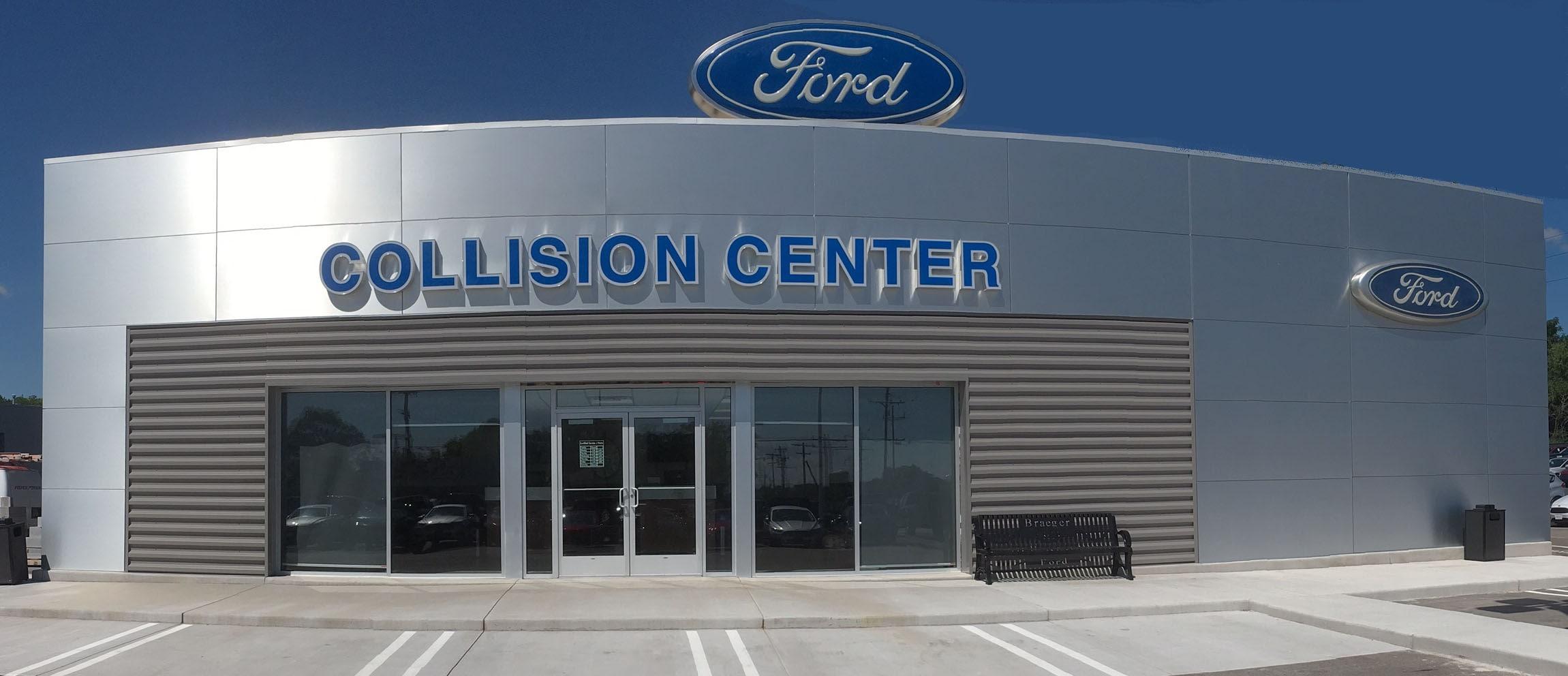 Braeger Ford Inc