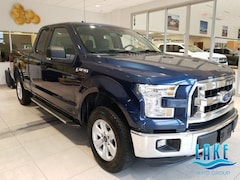 2015 Ford F-150 4WD Supercab 145 XLT Truck SuperCab Styleside