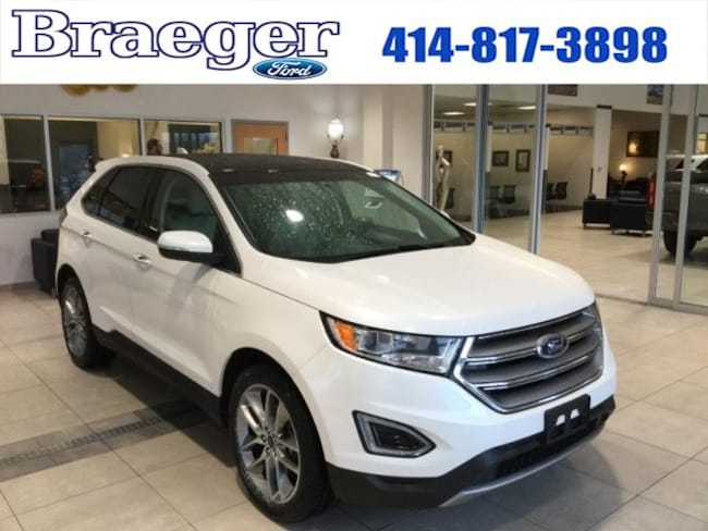 2015 Ford Edge For Sale >> Used 2015 Ford Edge For Sale At Braeger Ford Inc Vin