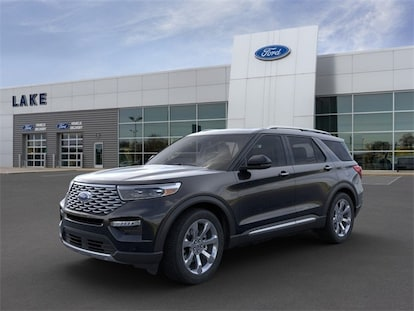 New 2020 Ford Explorer For Sale At Lake Auto Group Vin