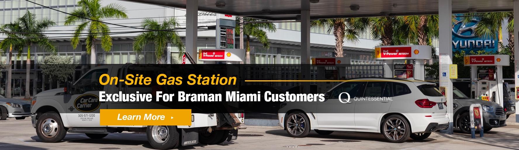 Braman Miami | Car Dealers in Miami, FL | Luxury Car Sales