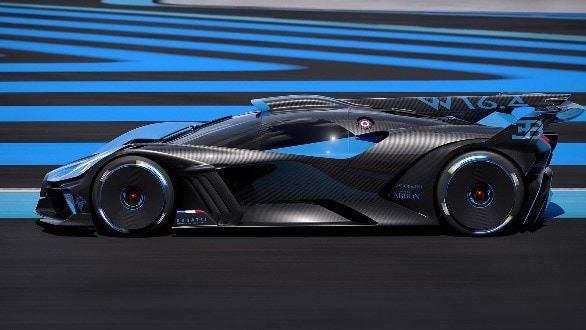 2021 Bugatti in Miami