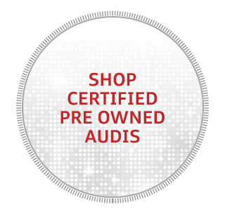 Shop Certified Pre-owned Audis