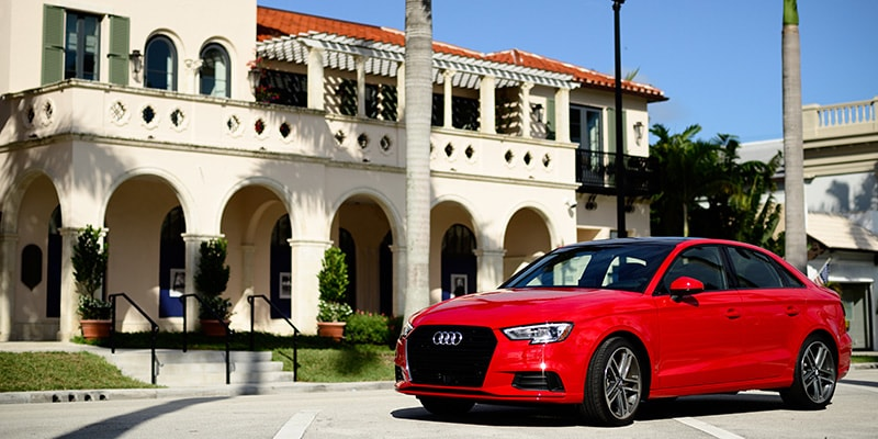 New Audi A3 for Sale West Palm Beach FL