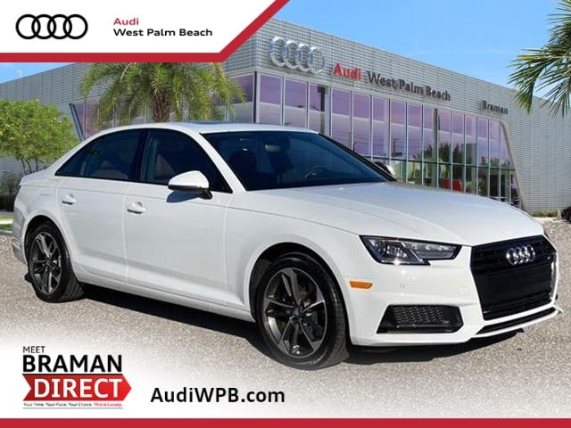 Used Audi A4 West Palm Beach Fl