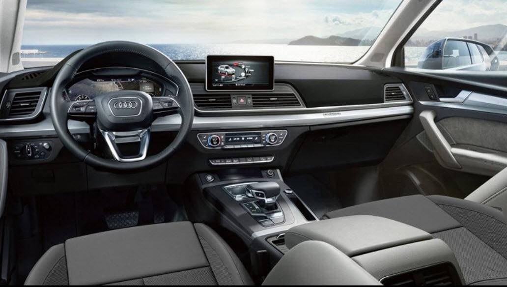 Good 2018 Audi Q5 Interior
