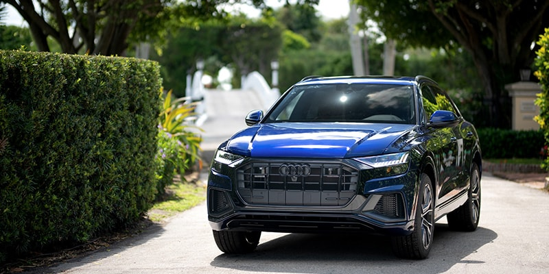 New Audi Q8 for Sale West Palm Beach FL