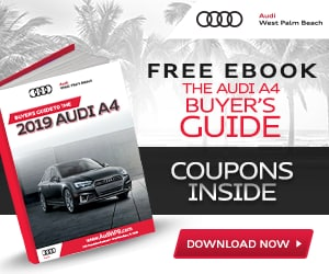 2019 Audi A4 Buyer's Guide West Palm Beach FL | Audi West Palm Beach