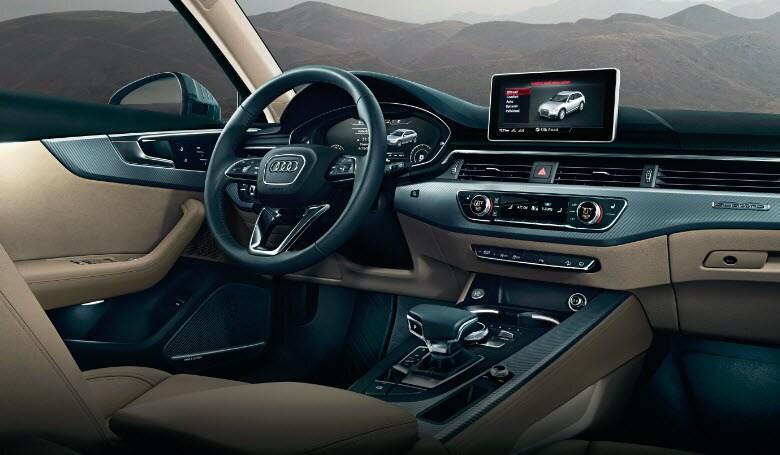 Audi A Specs Dimensions Audi West Palm Beach - Audi a4 specs